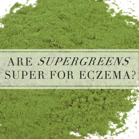 Are supergreens super for eczema