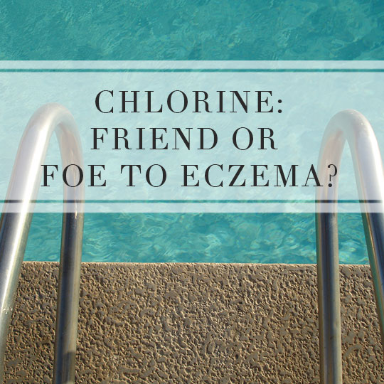 Chlorine – Friend Or Foe To Eczema?
