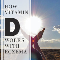 How vitamin D works with eczema