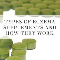 Types of Eczema Supplements and how they work