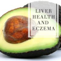 Liver health and eczema