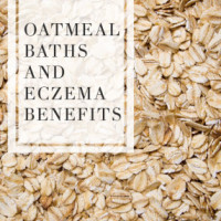 Oatmeal Bath for Eczema