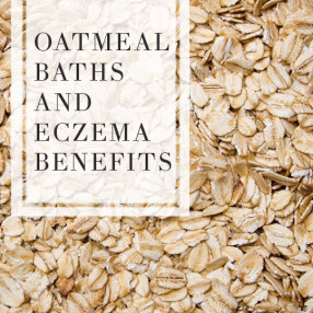 Oatmeal bath eczema benefits
