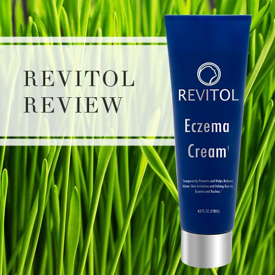 Revitol Eczema Cream Review