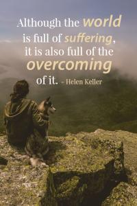 Eczema Quote Overcoming
