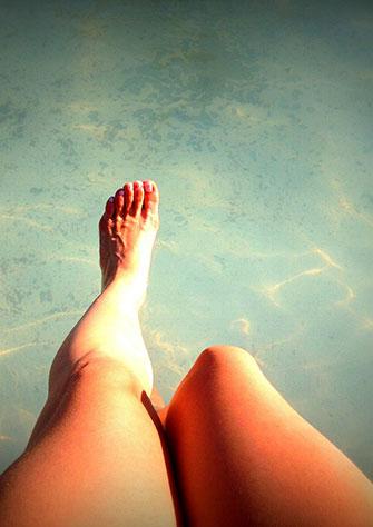 Beach Tanning Eczema