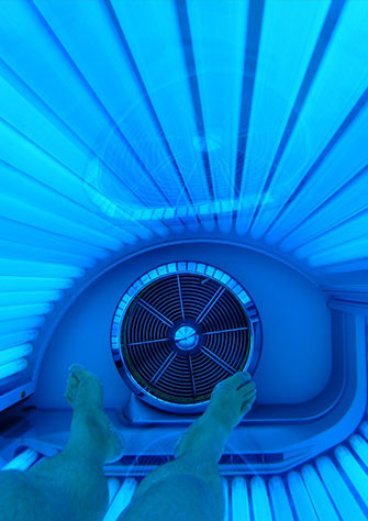 Is The Tanning Bed Bad For Eczema