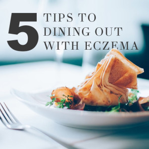 Dining out with eczema