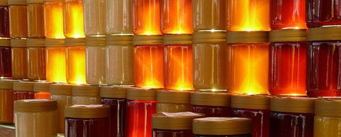 Manuka Honey for Eczema Jars