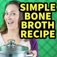 Bone Broth Recipe – Super Simple!
