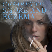 Is there a link between cigarette smoke and Eczema?