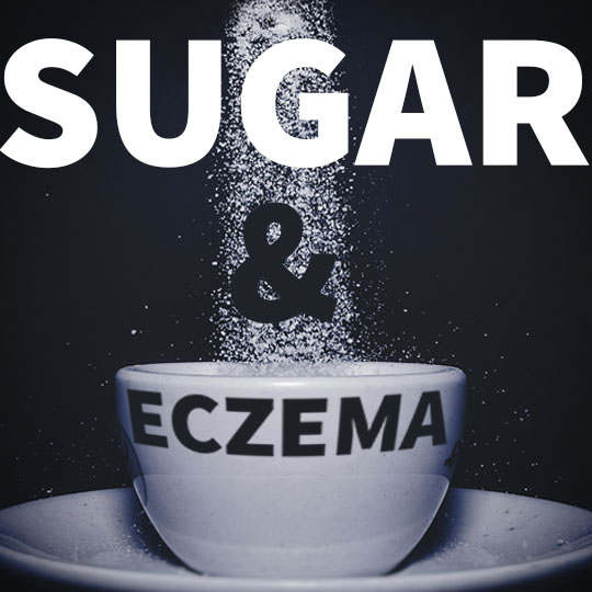Sugar and Eczema - Is sugar Bad for Eczema?